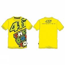 T-shirt 46The Doctor yellow man