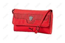 Crossbody Ferrari white red